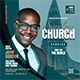 Sunday Church Service Flyer - GraphicRiver Item for Sale