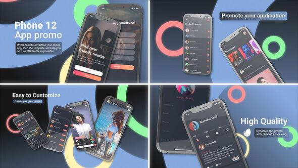 App Presentation Phone 12