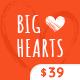 BigHearts - Charity & Donation WordPress Theme - ThemeForest Item for Sale