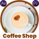 Coffee Shop Promo   MOGRT - VideoHive Item for Sale