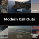 Modern Call Outs   FCPX & Apple Motion - VideoHive Item for Sale