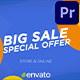 Product Promo - Big Sale Mogrt - VideoHive Item for Sale