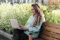 Young Woman Doing Freelance Work - PhotoDune Item for Sale