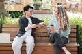 Young Women Having Coffee Break - PhotoDune Item for Sale