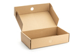 Cardboard box isolated on white background - PhotoDune Item for Sale