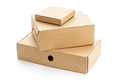 Group of stacked cardboard box - PhotoDune Item for Sale
