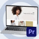 Website Presentation for Premiere Pro - VideoHive Item for Sale