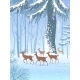 Deer Winter - GraphicRiver Item for Sale