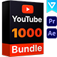 Youtube Bundle   Premiere Pro & After Effects - VideoHive Item for Sale
