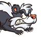Skunk Spraying - GraphicRiver Item for Sale