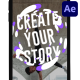 Insta Text Stories | After Effects - VideoHive Item for Sale