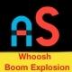 Whoosh Boom Explosion