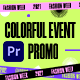 Colorful Event Promo - VideoHive Item for Sale