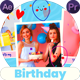 Happy Birthday Slideshow 2   MOGRT - VideoHive Item for Sale