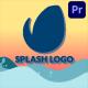 Splash Logo Pack | Premiere Pro MOGRT - VideoHive Item for Sale