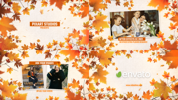 Autumn Memories Slideshow