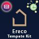Ereco - Architecture & Interior Design Elementor Template Kit - ThemeForest Item for Sale