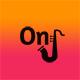 Drums Stylish Logo