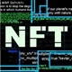 NFT Crypto Art Background - VideoHive Item for Sale