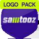Cinematic Intro Logo Pack