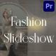 Fashion Slideshow   Premiere Pro MOGRT - VideoHive Item for Sale