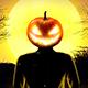 Pumpkin Head Halloween Intro - VideoHive Item for Sale