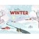 Greeting Card with Winter Landscape  Hello Winter - GraphicRiver Item for Sale
