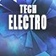 Technology Electronic Intro Logo
