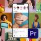 Instagram Profile Promo for Premiere Pro - VideoHive Item for Sale