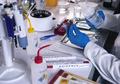 Police scientist prepares - PhotoDune Item for Sale