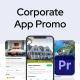 Corporate App Promo for Premiere Pro - VideoHive Item for Sale