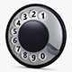 Rotary Phone Dial v 1 - 3DOcean Item for Sale