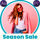 Colorful Sale Promo   MOGRT - VideoHive Item for Sale
