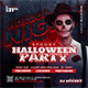 Halloween Flyer | Horror Night - GraphicRiver Item for Sale