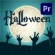 Halloween Opener Mogrt 160 - VideoHive Item for Sale