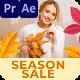 Autumn Season Sale Promo - VideoHive Item for Sale