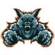 Cat Mascot Logo - GraphicRiver Item for Sale
