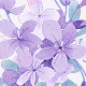 Purple Watercolor Floral Design Pack - GraphicRiver Item for Sale