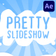 Pretty Slideshow | After Effects - VideoHive Item for Sale