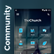 Church App The Community App |The Church - GraphicRiver Item for Sale