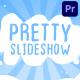 Pretty Slideshow | Premiere Pro MOGRT - VideoHive Item for Sale