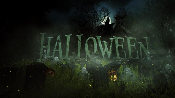 Halloween Logo Into