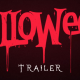 Halloween Trailer Template - VideoHive Item for Sale