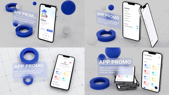 Glass App Promo