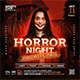 Halloween Flyer | Night Party - GraphicRiver Item for Sale