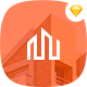 DAX - Apartment Complex Landing Page for Sketch - ThemeForest Item for Sale