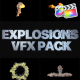 Explosions Pack | FCPX - VideoHive Item for Sale