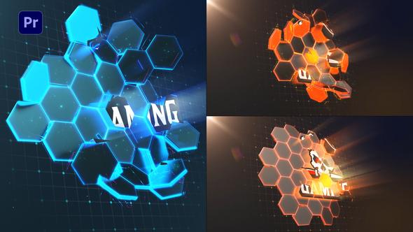 Hi-Tech Hexagons   Premiere Version