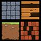 Platformer Tileset - GraphicRiver Item for Sale