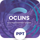 Oclins - Annual Report Powerpoint Template - GraphicRiver Item for Sale